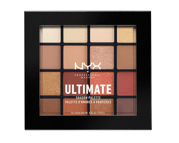 NYX PROFESSIONAL MAKEUP Ultimate Shadow Palette, Eyeshadow Palette Amazon Finds Beauty Top Finds under $50 SincerelyHumble Blog 13
