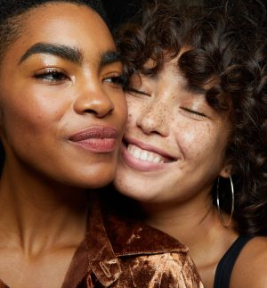 Rebecca Minkoff NYFW Sept 2019 Maybelline backstage sincerelyhumble blog 2