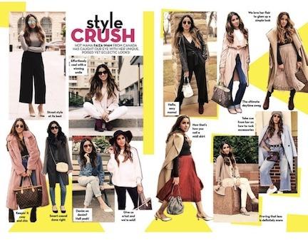Sunday Times PK Pakistan Sunday Times Faiza Inam toronto fashion toronto blogger pakistani blogger mama blogger pakistani mama blogger pakistani high end fashion