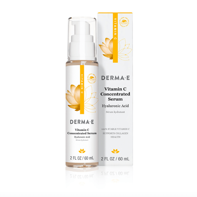 The Vitamin C Serums Everyone's Raving About Derma E Vitamin C Concentrated Serum Brightening SincerelyHumble Sincerely Humble Blog 2