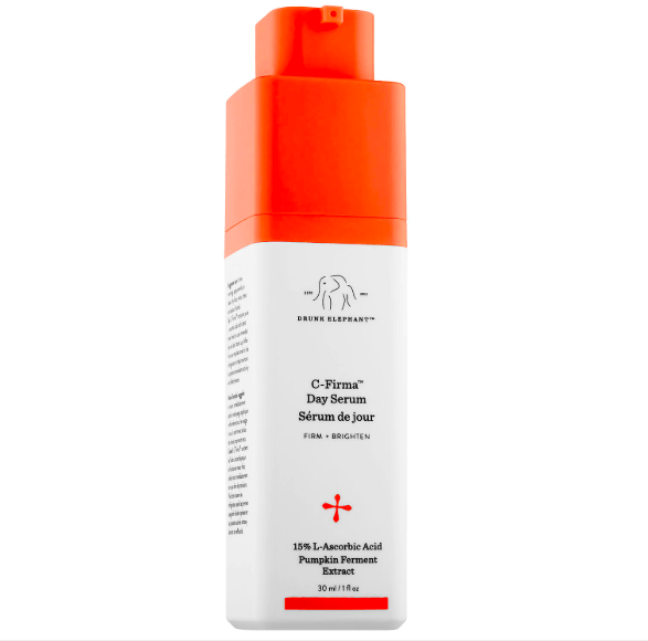The Vitamin C Serums Everyone's Raving About Drunk Elephant - C-Firma Vitamin C Day Serum 2019 Sephora SincerelyHumble Blog Sincerely Humble 1