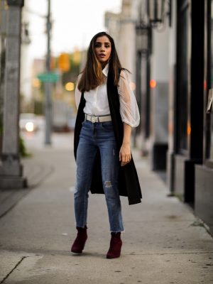 Transitional Shoes To Have For Fall Faiza Inam SincerelyHumble Blog Fall 2019 New York Trending Fast Fashion Forward Comfort Boots Booties 2