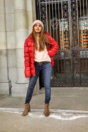 Coats That Will Keep You Cozy All Season Long faiza inam Sincerelyhumble blog winter style winterr look fall fashion affordable popular down jacket 1