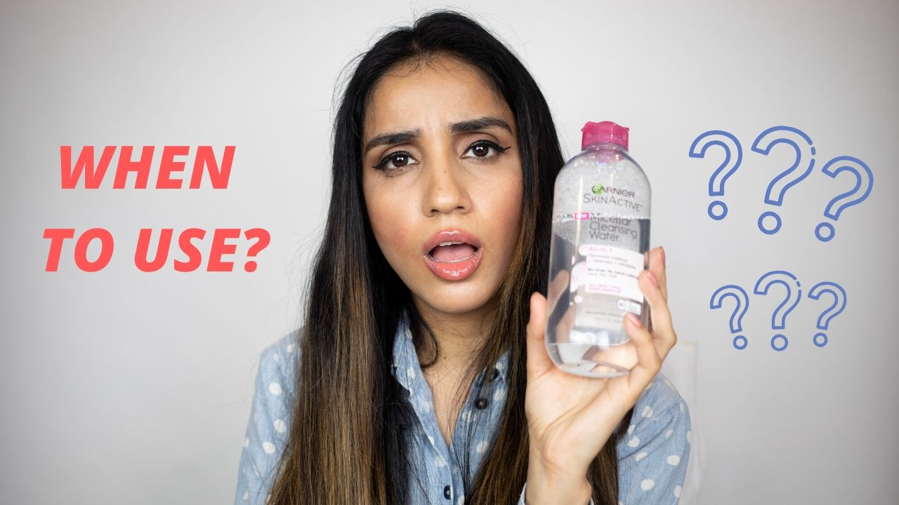 Are you Using Micellar Water Right? 2