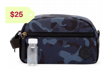 CAMO TOILETRY BAG for him holuday gift ideas 2019