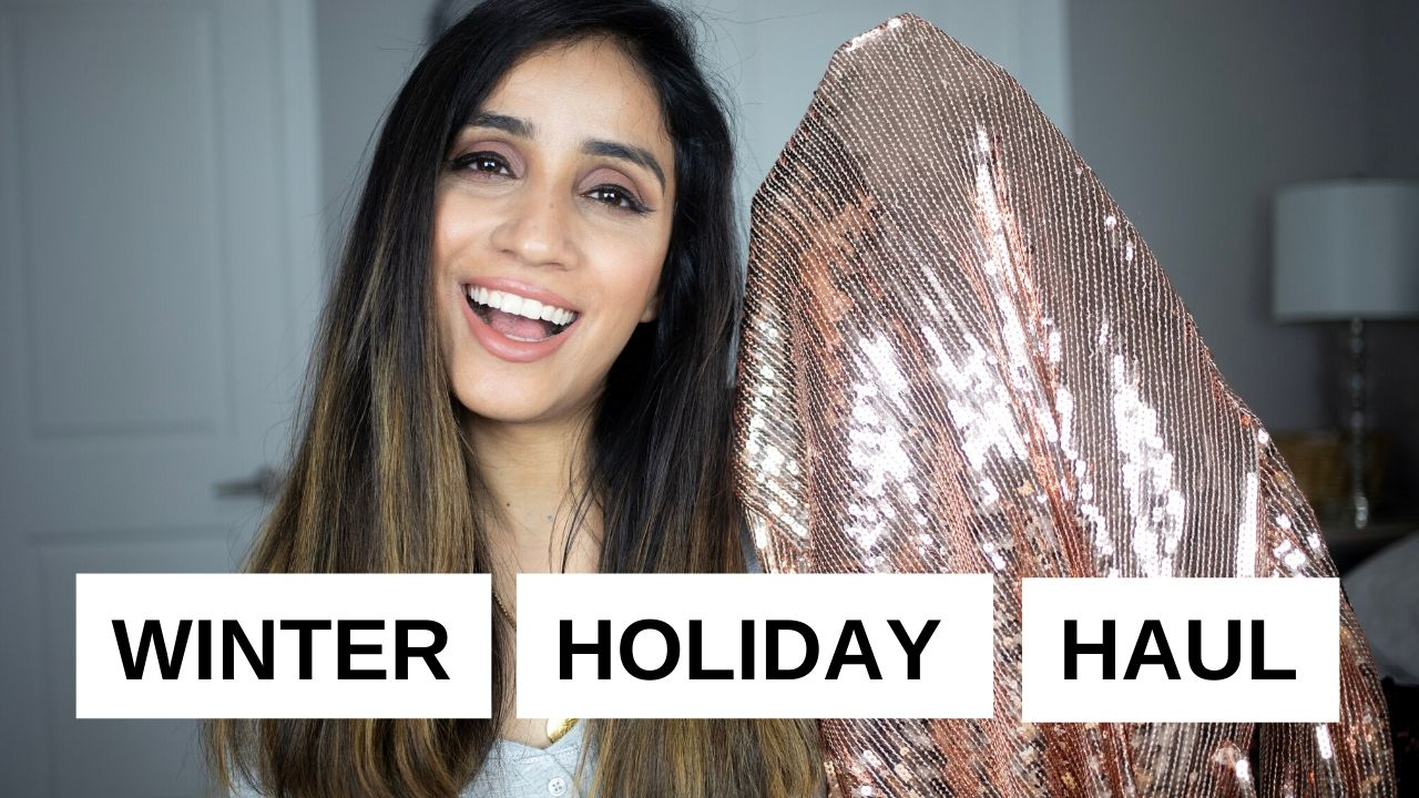 WINTER Holiday Lulus Haul 2019