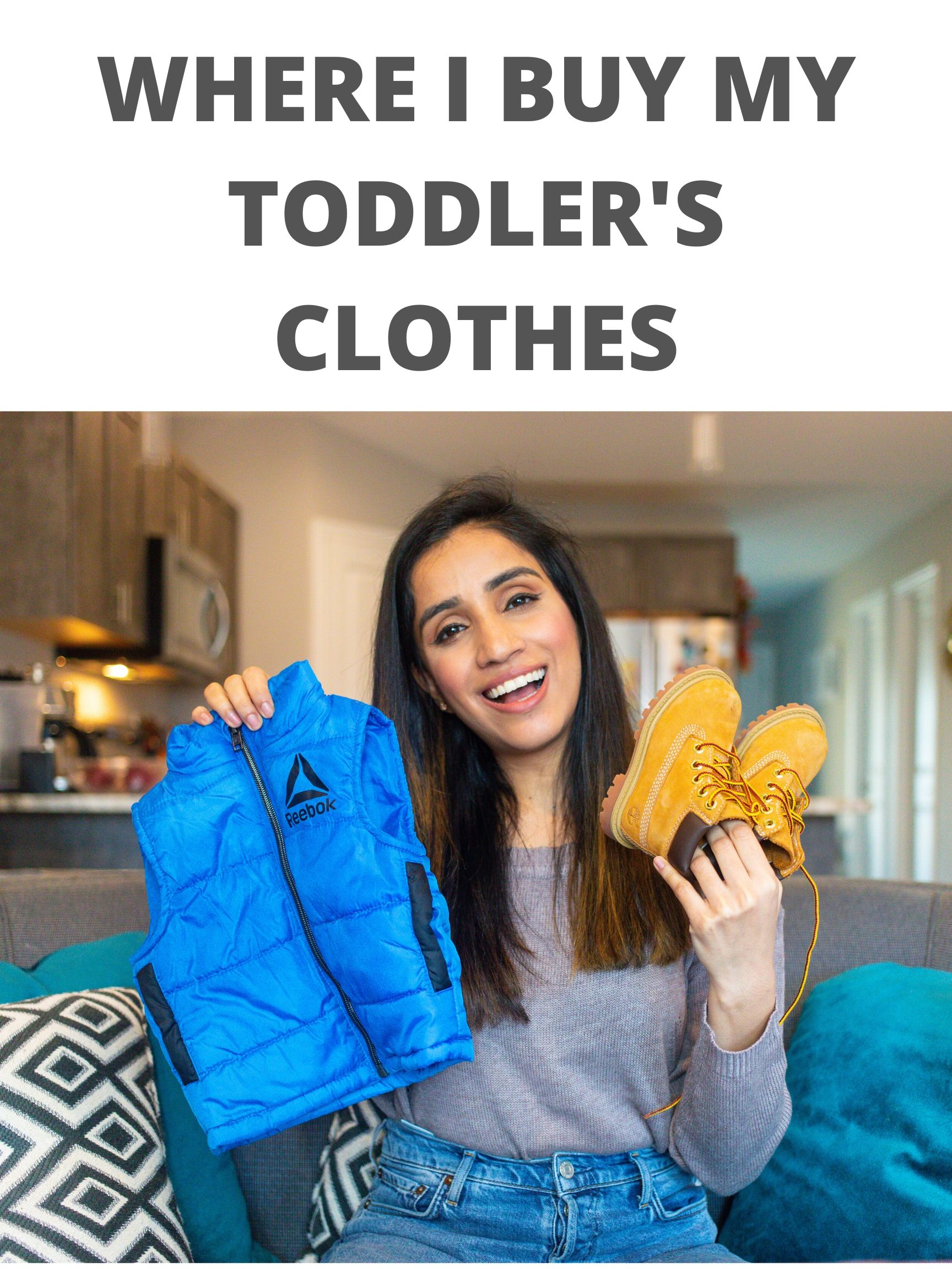 Where I Buy my Toddler's Clothes Affordable cheap best stores to buy babys clothing haul baby 1