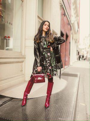 My Fashion Week Looks are Here!   NYFW Fall-Winter 2020 faiza inam fashion style my new york fashion week day 2