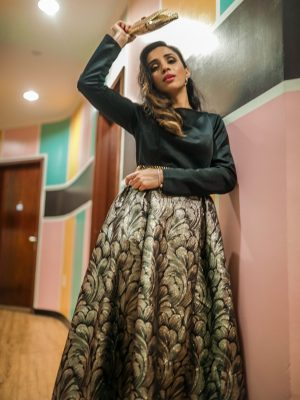 My Fashion Week Looks are Here! | NYFW Fall-Winter 2020 faiza inam fashion style my new york fashion week day 3
