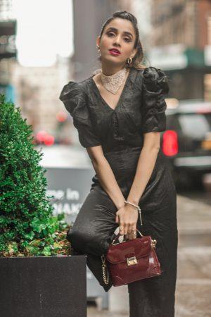 My Fashion Week Looks are Here! | NYFW Fall-Winter 2020 faiza inam fashion style my new york fashion week day 4 part 4