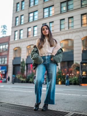 My Fashion Week Looks are Here! _ NYFW Fall-Winter 2020 faiza inam fashion style my new york fashion week day 1(1)