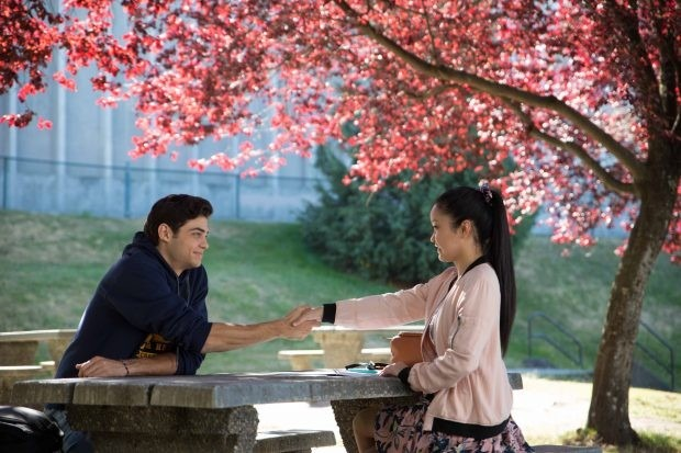 To the boys I loved before Valentine Day Movies Romantic classic 2020 list 1
