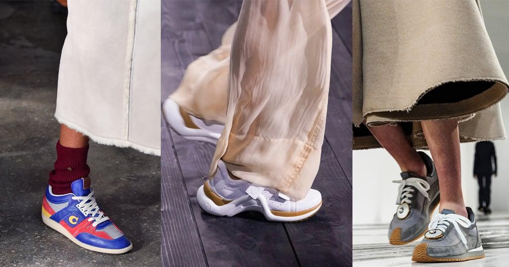 Fun Sneakers fall fashin 2020 trending styling Sincerely humble blog