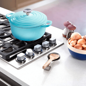 House-of-Living-Art-4.7-Quart-Enameled-Cast-Iron-Covered-Casserole-5-Home-Items-from-Amazon-that-just-make-sense-2020