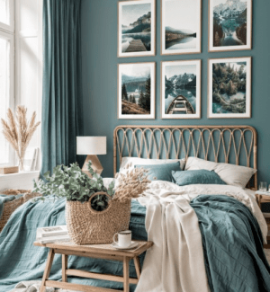 How to Make a Gallery Wall for Beginners poster store posters prints ideas inspo faiza inam 1