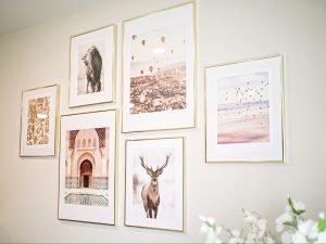 How to Make a Gallery Wall for Beginners poster store posters prints ideas inspo faiza inam 5