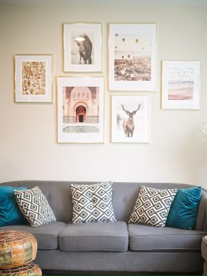 How to Make a Gallery Wall for Beginners poster store posters prints ideas inspo faiza inam 6