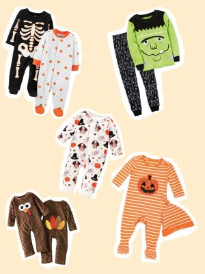 Cute and Cozy Kids Halloween and Thanksgiving Pajamas 2020 sincerelyhumble