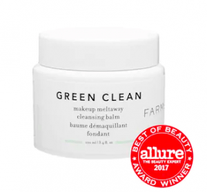 Sephora collection insiders sale holiday 2020 Farmacy Green Clean Makeup Removing Cleansing Balm