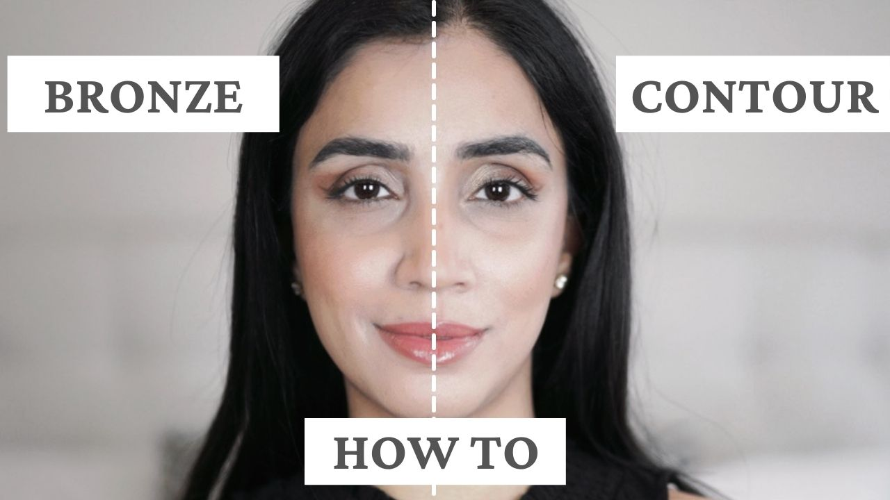 bronzing and Contouring how to 101 tutorial
