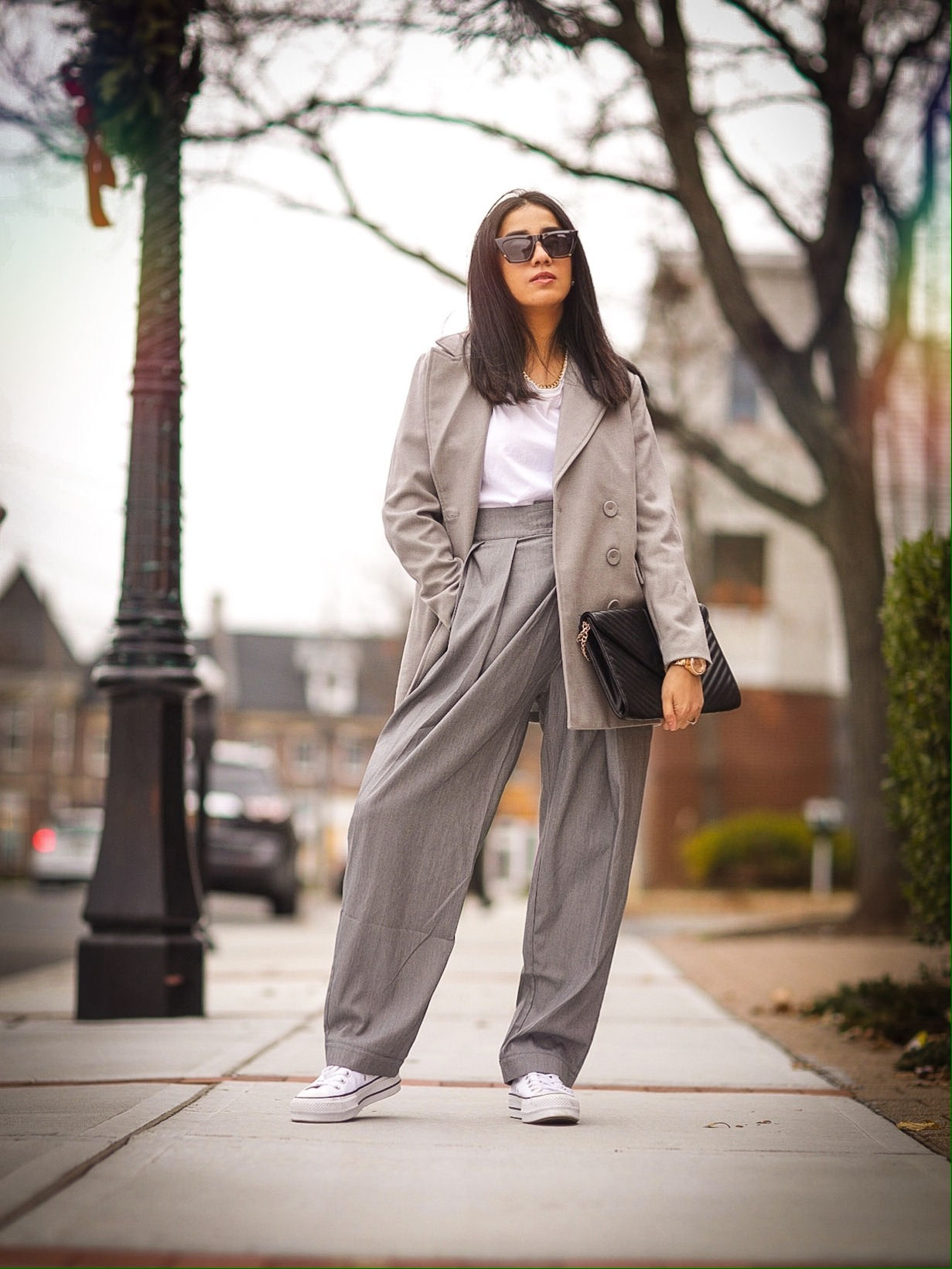Oversized Looks That Are Here to Stay in 2021 Faiza Inam 5