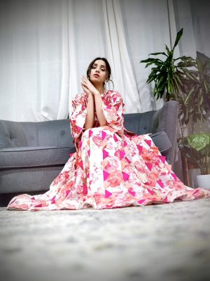 Style Secrets Every Classy Woman Should Know dress gown formal wear Faiza Inam 2