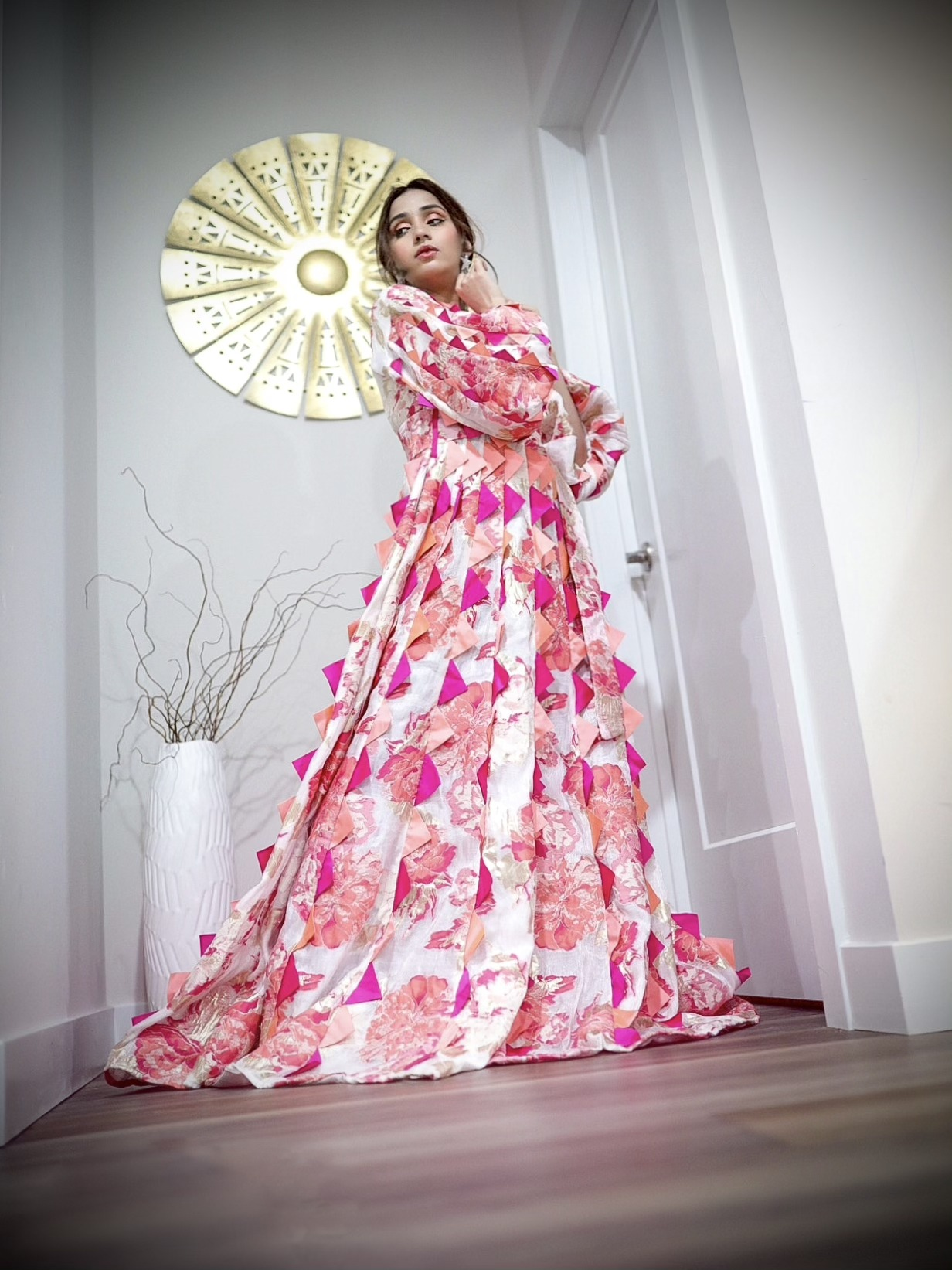 Style Secrets Every Classy Woman Should Know dress gown formal wear Faiza Inam 3