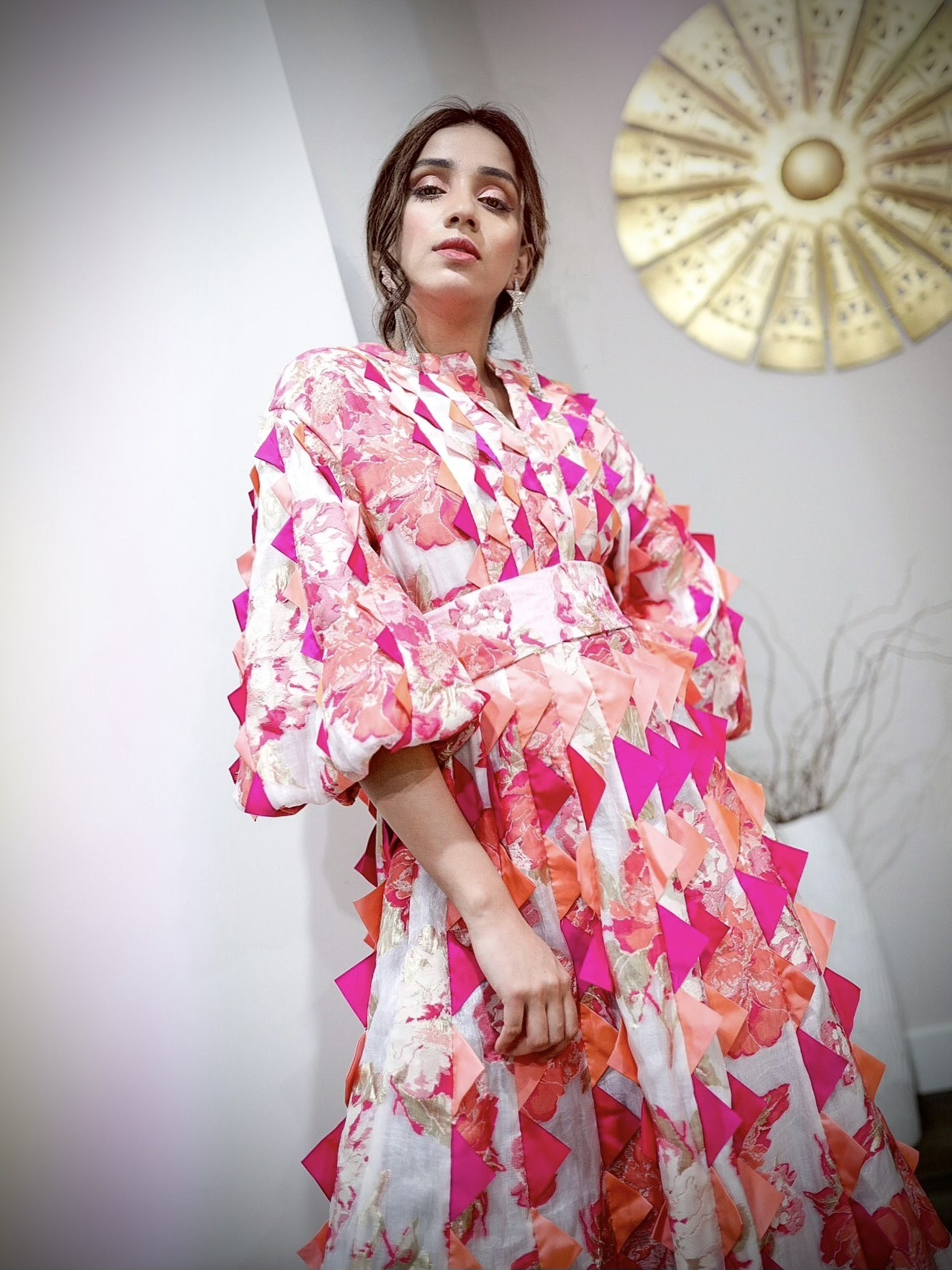 Style Secrets Every Classy Woman Should Know dress gown formal wear Faiza Inam 5
