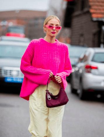 fuschia pink spring 2021 pinterest 1