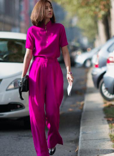 fuschia pink spring 2021 pinterest 2