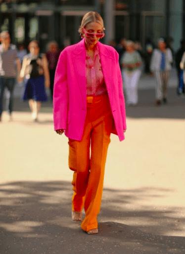 pink orange spring 2021 pinterest 1