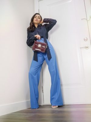 Monochromatic Looks That Will Instantly Make You More Stylish blue soft sky 1