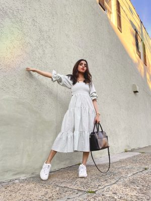 Cute Affordable Amazon Finds to Elevate Your Summer Look Faiza inam dress amazon finds 1