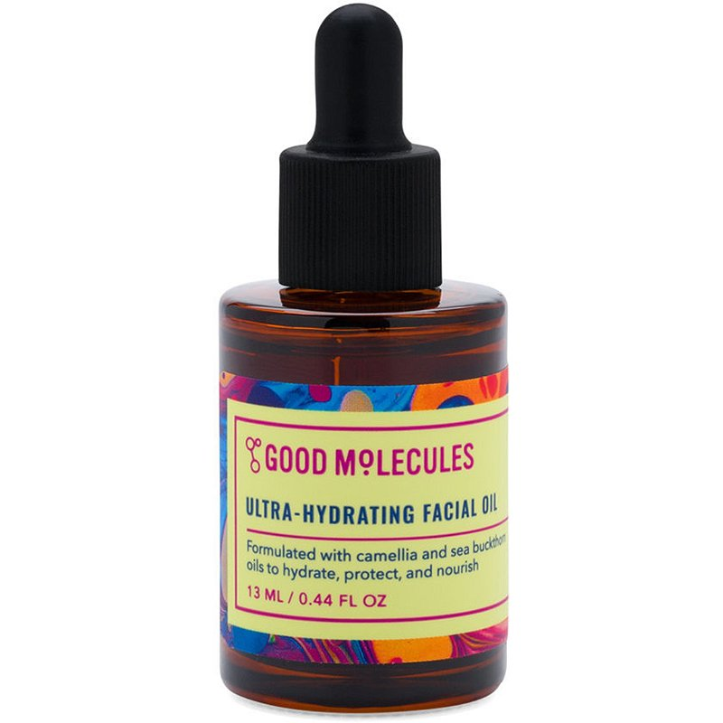The best 5 facial oils for all skin types Good Molecules Ultra-Hydrating Facial Oil